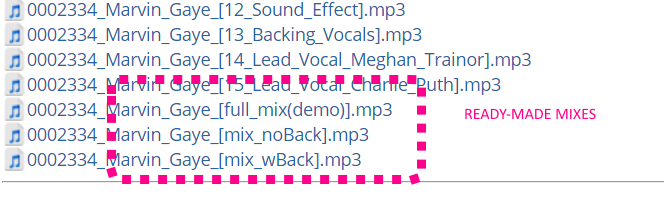 Ready-Made Mix(es) Download!